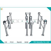 Wholesale Automatic Turnstile Supermarket Swing Gate Disabled Access Turnstile from china suppliers