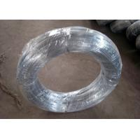 Wholesale Electro Hot Dipped Galvanized Iron Wire For Building Material ISO9001 Approval from china suppliers