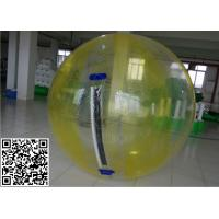 China Transparent PVC Rolling Inflatable Water Park Inflatable Walking Balls on sale