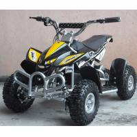 Wholesale electric ATV 350w,500w,24V,12A. good quality. 4 inch tire. disc brake from china suppliers