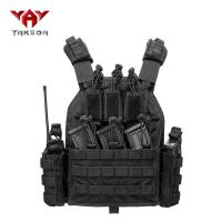 Wholesale Multi - Functional 1000D Nylon Police Tactical Vest Expand Training Field Equipment from china suppliers