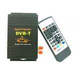 China DVB-T MPEG-4 Box 4 Video output, dual antenna Car DVB-T MPEG-4 Digital TV Dual Tuner TV Receiver Mini TV Box  DVB-T618 for sale