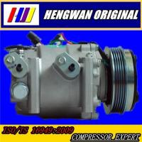Wholesale SCROLL 12V auto air compressor for HONDA FENG VAN from china suppliers