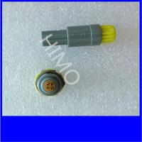 Buy cheap 4 pin lemo plastic circular electronic connector PAGPKG from Wholesalers