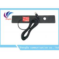 Wholesale Ultra Thin VHF UHF Digital Antenna Rectangle Shape With IEC / F Male Connector from china suppliers