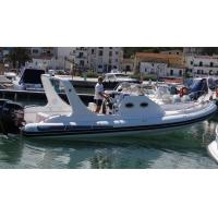 Buy cheap 31 Feet Orca Hypalon Inflatable Rib Boat Rib960B 7 Chamber With Small Cabin from wholesalers