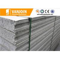 Wholesale Fast Speed Heat Insulation Sandwich Wall Panels For Two Storey Prefab Houses from china suppliers