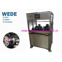 Wholesale Brushless Cooler Motor Winding Machine , AC Ceiling Fan Armature Winding Machine from china suppliers
