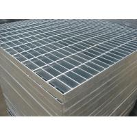 Wholesale Road Drainage Catwalk Steel Grating Open Lattice Structure Reduces Wind Load from china suppliers