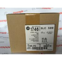 Wholesale Allen Bradley Modules 1761-L10BXB MICROLOGIX 1000 24V DC POWER Fast shipping from china suppliers