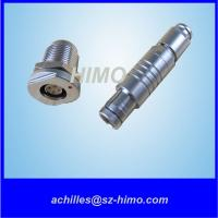 China Odu connector substitute, medical connector, push pull connector, self-latching connector for sale