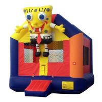 Wholesale Inflatable Sponge bob Bounce House from china suppliers