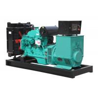 Emergency diesel generator set|Emergency diesel generator set|64KW/80kva Cummins diesel generator  power by 6BT5.9-G2 for sale