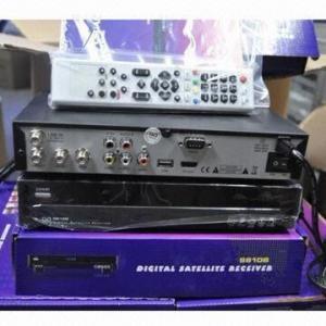 China Azamerica S810B Satellite Receiver, Nagra 2 Decoder, Hot sale on sale
