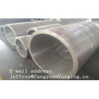 Wholesale Rolled Forged Sleeves Max Length 1240 mm  4140 42CrMo4 34CrNiMo6 Heat Treatment And Rough Machined from china suppliers