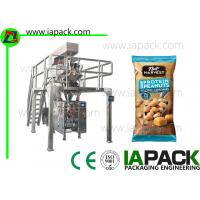 Wholesale 40g Nuts Polythene Packaging Machine / Automatic Pouch Packing Machine from china suppliers