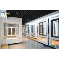 Wholesale Extruded Aluminium Door Profiles , Aluminium Window Profiles With Powder Coated Surface from china suppliers