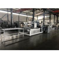 China Automatic Corrugated Carton Folder Gluer Machine For Side Gluing for sale