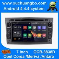 Wholesale Ouchuangbo android 4.4 Opel Astra Vectra Antara audio DVD navi gray capacitive screen USB from china suppliers