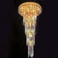 Wholesale Crystal Chandelier with 26 Lights, Measures 600 x 1,150mm from china suppliers