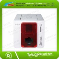 Wholesale Evolis Zenius pvc card printer card machine from china suppliers