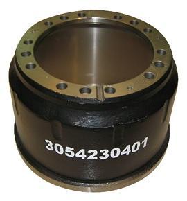 Buy cheap Brake Drum Benz 6584210001,truck brake drum,BPW brake drum,heavy duty brake drum from wholesalers