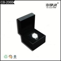 Wholesale Black Matte Lamination Small Cardboard Gift Boxes Corrugated For Paking Watches from china suppliers