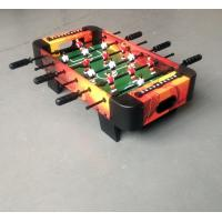 Buy cheap Colorful Design Toy Mini Game Table MDF Kids Soccer Table With Big Plastic from wholesalers