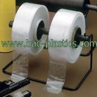 Clear Lay-Flat Poly Tubing on Rolls, Black Conudctive Poly Tubing on Rolls and Antistatic Poly Tubing on Rolls for sale