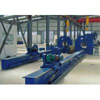 Wholesale Automatic Submerged Light Pole Straight Seam Welding Machine Length 14000mm from china suppliers