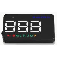Wholesale Ouchuangbo HUD 3.5 inch Car Head Up Display Windshield Projector Speedometer Overspeed - GPS Satellite 2 Dispaly Mode from china suppliers
