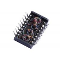Buy cheap EH16A012S SMT 16pins 10/100Base-T Ethernet Single Port Transformer LP41627NL from wholesalers