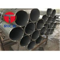 Wholesale Oiled Welded Steel Tube Carbon Steel / Carbon Manganese Steel Astm A178 from china suppliers