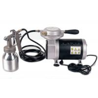 Wholesale 220V  Mini Air Compressor for painting , spraying   / membrane compressor 1/2HP Power from china suppliers