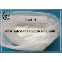 Wholesale Healthy Muscle Growth Raw Steroid Powders Test A / Testosterone Acetate  CAS1045-69-8 from china suppliers