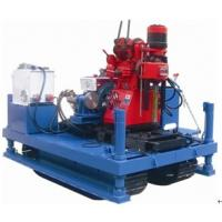 Buy cheap Hydraulic Chuck Crawler Drilling Rig Mechanical Drive Anti-vibration from Wholesalers
