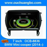 Wholesale Ouchuangbo audio video gps navigation system Mini cooper 2014 with SWC canbus iPod OCB-883 from china suppliers