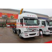 Wholesale SINOTRUK Road Wrecker Tow Truck / 6x4 Tow Truck 35T Strong Operation System from china suppliers