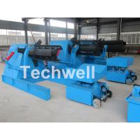Buy cheap 7 / 10 / 15 Ton Weight Capacity Steel Coil Decoiler With Adjustable Working Speed from wholesalers