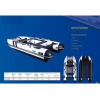 Wholesale 3.6M Inflatable Tender Catamaran With Airmat Floor In Pvc Tube Less Weight from china suppliers