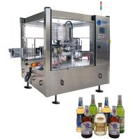 Wholesale Fully Automatic Bottle Labeling Machine Cold Glue Labeling Machine from china suppliers