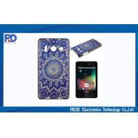 Quality Huawei Mobile Phone Protective Cases Y300 Purple Bohemia Style Cover for sale