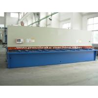 Wholesale Press Brake Machine Hydraulic Guillotine Shears Sheet Metal High Capacity from china suppliers