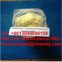 Powerful Muscle Building Anabolic Steroid Powder Trenbolone Hexahydrobenzyl Carbonate (Parabolan)