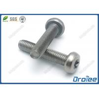 China Stainless Steel 410 Torx Pan Thread Forming Taptite Screws for Metal on sale