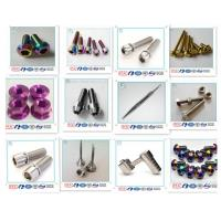 Wholesale titanium bolt,nut and screws from china suppliers