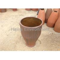 China Dust Removal Function Ceramic Cyclone Dust Separator for Industrial Klin on sale