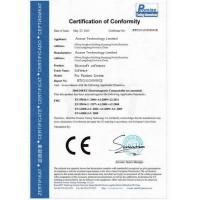 Aoxue Technology Limited Certifications