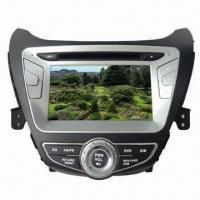 """Wholesale Car DVD player Hyundai Elantra 7"""" 2din HD Digital Touchscreen 2012 from china suppliers"""