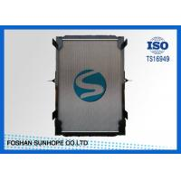 Wholesale Kerax 370 Aluminum Truck Radiators ,  Stable Aluminum Radiator With Electric Fan from china suppliers